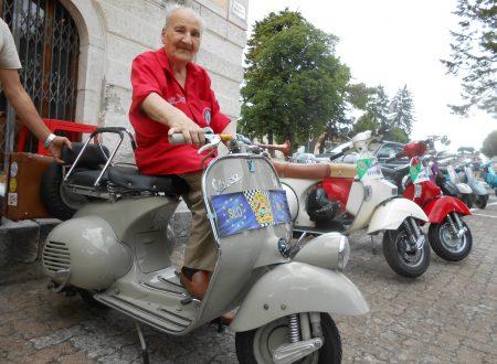 Il Vespa Club Maddaloni piange la scomparsa del presidente onorario Antonio Bernardo