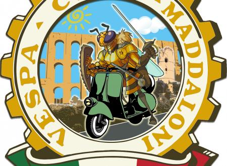 Meeknight, la mascotte del Vespa Club Maddaloni